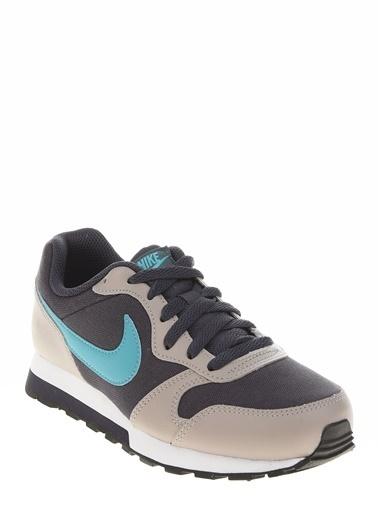 Nike 807316-017 Nike Çocuk Ayakkabı Md Runner 2 Siyah
